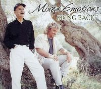 Cover Mixed Emotions - Bring Back [1999]
